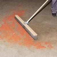 Floor Sweep & Absorbents