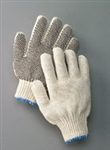 Cotton/Poly String & Jersey Knit Gloves
