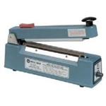 HAND IMPULSE SEALER WITH BUILT-IN CUTTER